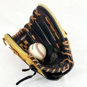 "Rawlings RBG36T Baseball Glove 12 1/2"" Left Hand"